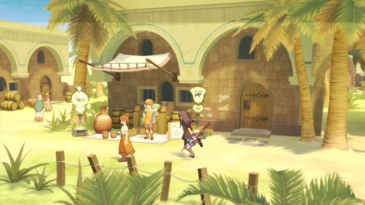 Tales Of Vesperia: Definitive Edition Update 1.2 Releases On 7 March
