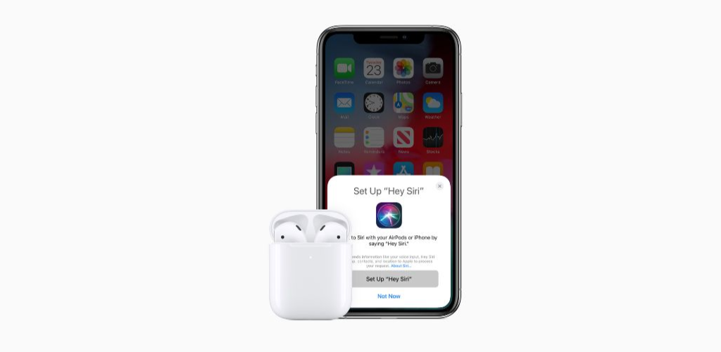 "Apple Released ""AirPods 2"" With Hey Siri Support And Wireless Charging"