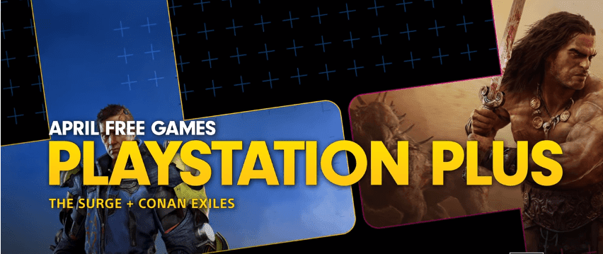 PlayStation Plus - Free Games Lineup For April 2019