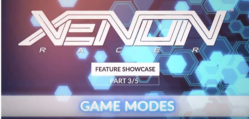 Xenon Racer New Feature Showcase Trailer Shows Different Game Modes