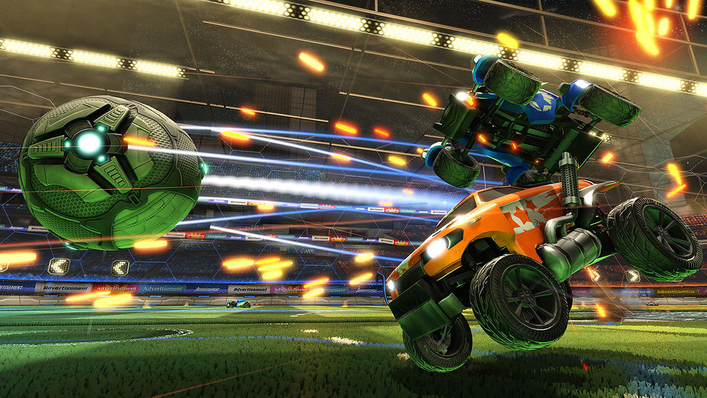 Epic Games Is In The Process OF Acquiring Rocket League Developer Psyonix