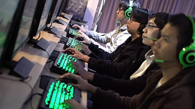The Number OF Online PC Gamers In China Will Soon Overtake The Total Population OF The US