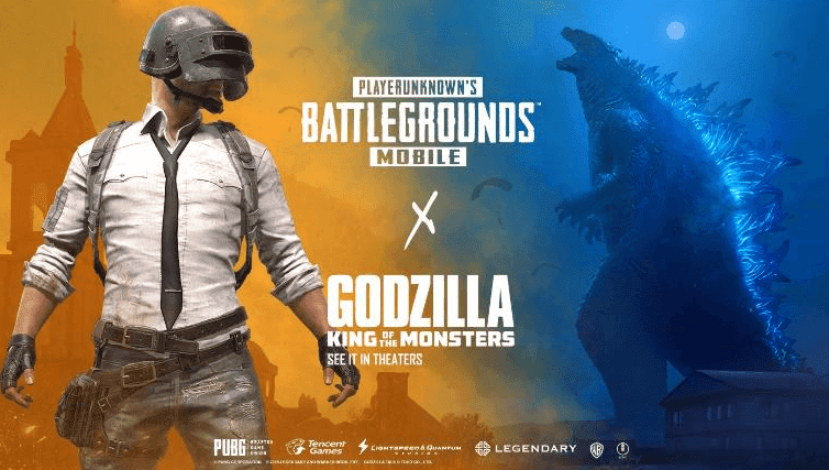 Godzilla Comes To PUBG Mobile Update 0.13.0 Beta Version With New Gameplay Features