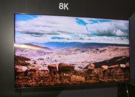 Huawei Planning To Launch World's First 5G TV With 8K Resolution