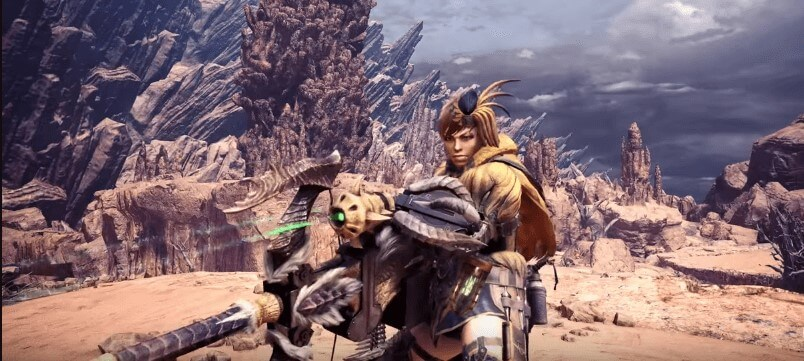 New Monster Hunter World: Iceborne Trailers Shows Light Bowgun And Heavy Bowgun