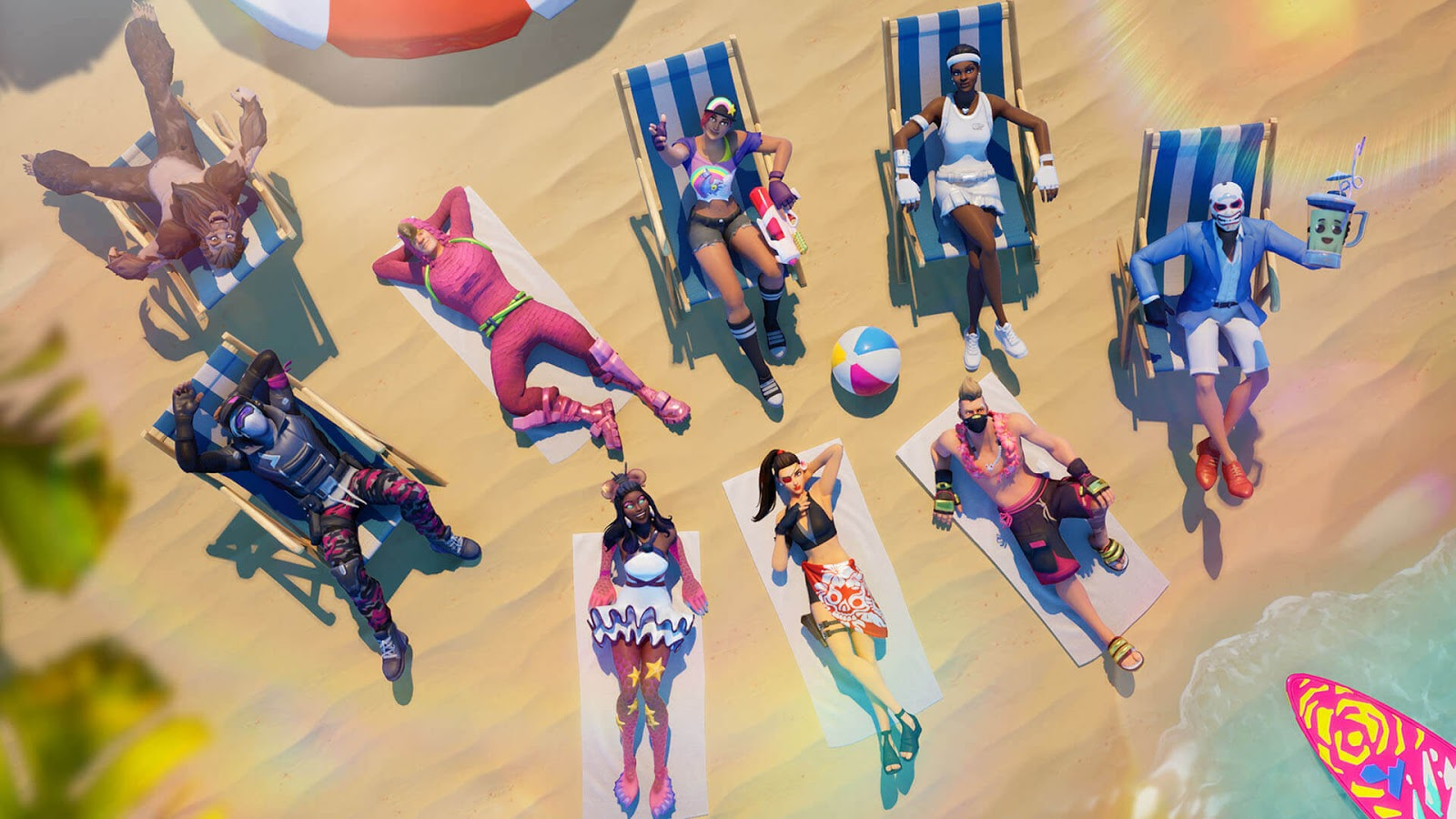 Fortnite V9.30 Content Update #1 Patch Notes Is Now Live