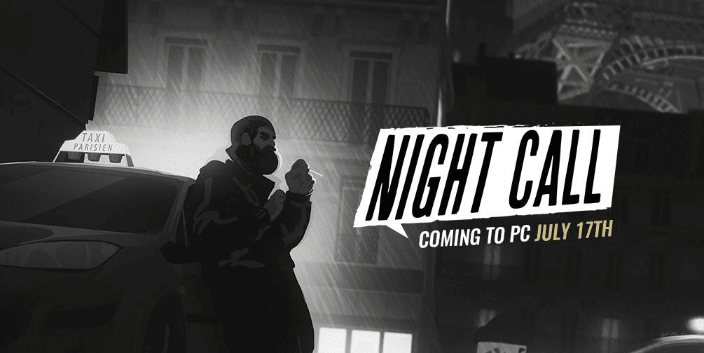Night Call: Neo-Noir Murder Mystery Is Coming On July 17th