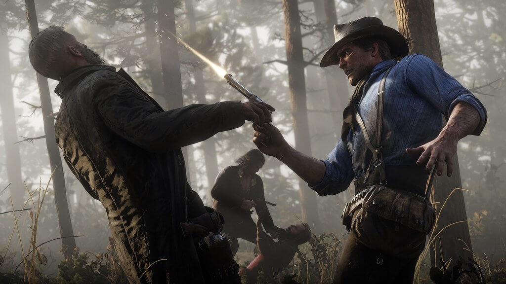 Red Dead Redemption 2 On PC As Rockstar Social Club Source Code Hints