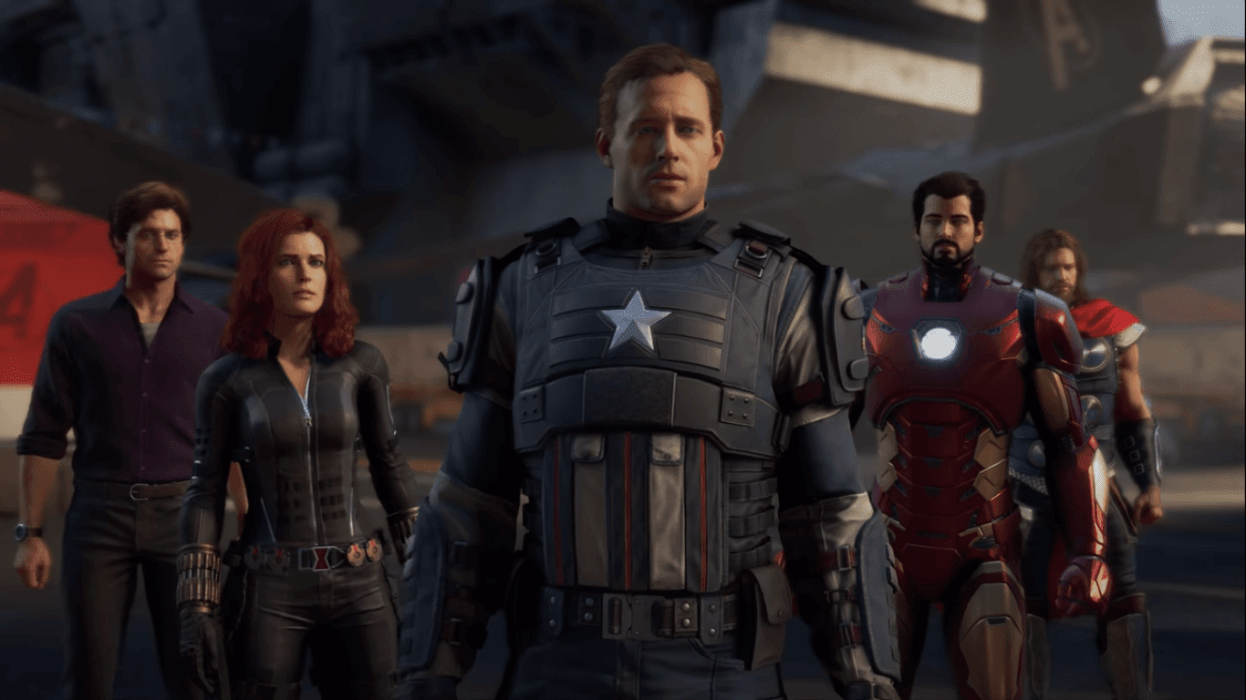 Square Enix Releasing Marvel's Avengers Gameplay Demo Footage After Games-Con 2019