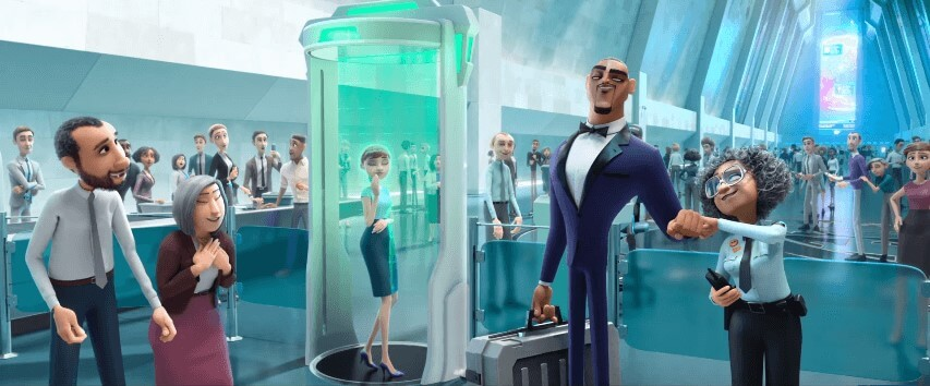 Latest Spies In Disguise Official Trailer 2
