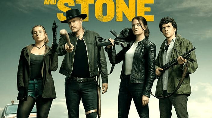 Zombieland Lead Cast Is Back In Action For Zombieland 2: Double Tap   Official Trailer