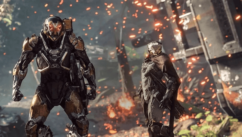 A New Set Of Anthem's Pre-Cataclysm Challenges Are Live