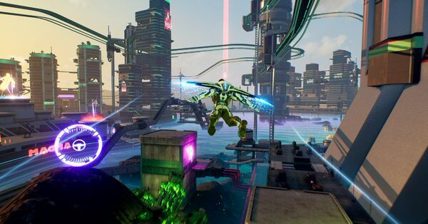 Crackdown 3 Gets Flying High And Air Strikes In The Latest Update