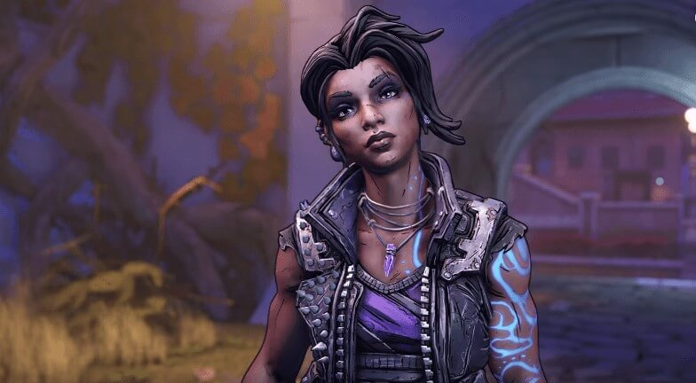 Borderlands 3 Amara Character Trailer