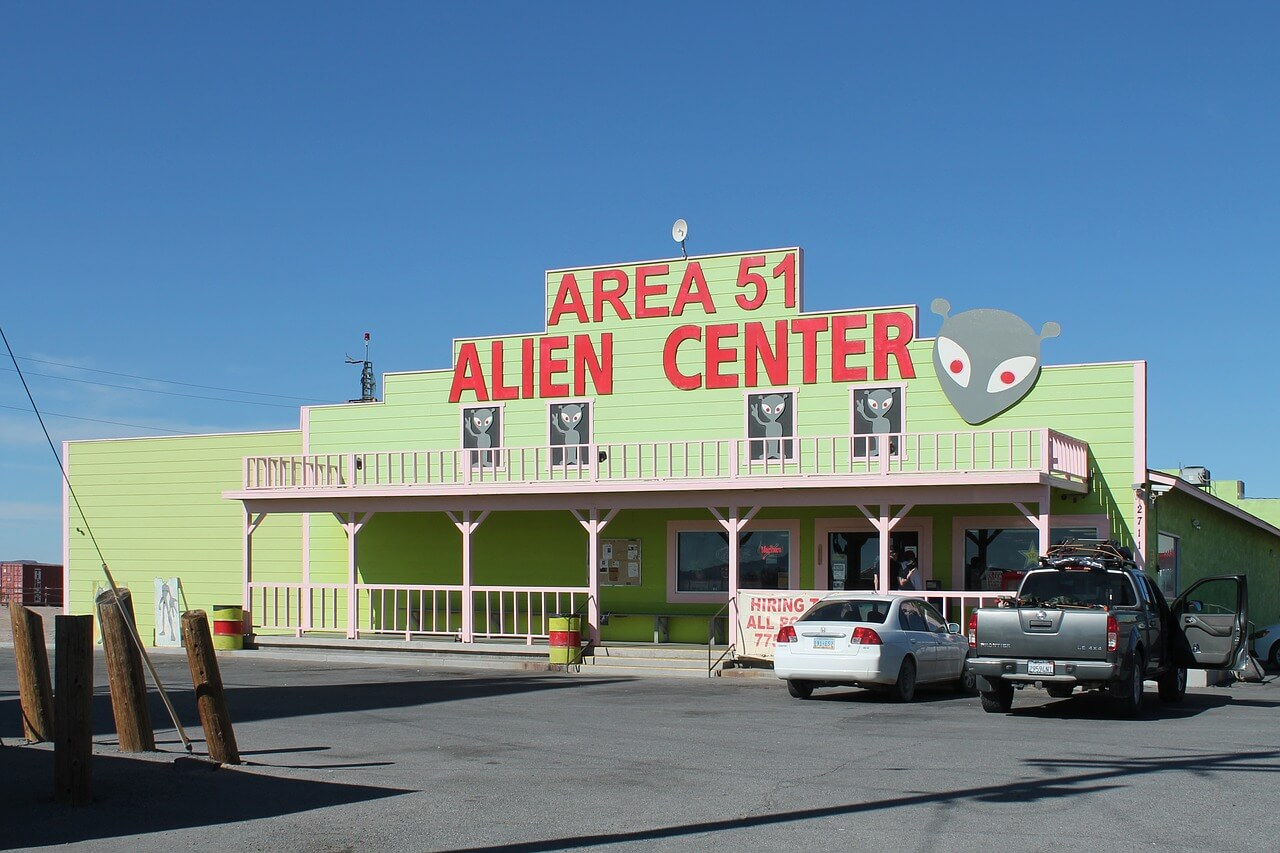 Area 51 Raid, Thousands of UFO Hunters 'Storm Area 51' To 'See Aliens'