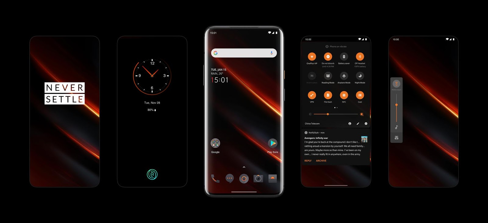 Watch the OnePlus 7T Pro Live Stream