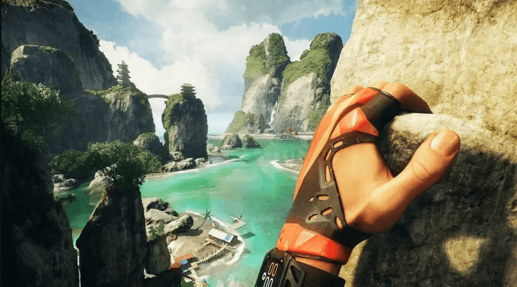 The Climb is officially launching on Oculus Quest on December 3